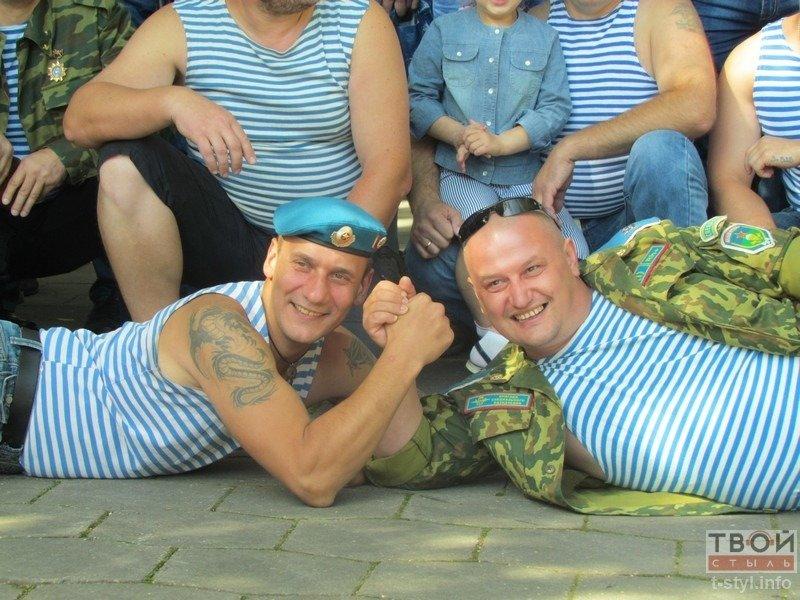 Фоторепортаж: в Гродно отметили День ВДВ (фото) - фото 5