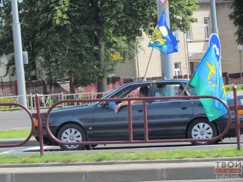 Фоторепортаж: в Гродно отметили День ВДВ (фото) - фото 10
