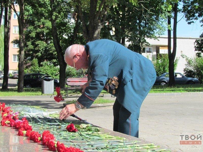 Фоторепортаж: в Гродно отметили День ВДВ (фото) - фото 4