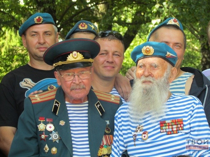 Фоторепортаж: в Гродно отметили День ВДВ (фото) - фото 6