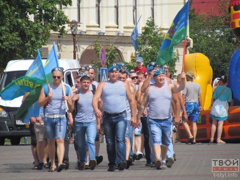 Фоторепортаж: в Гродно отметили День ВДВ (фото) - фото 17