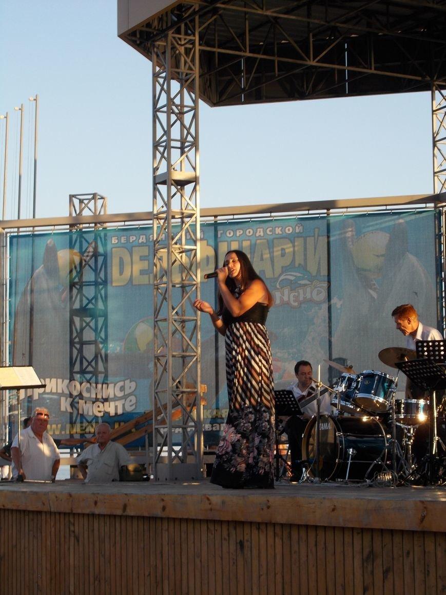 «Азовская чайка» в очередной раз подарила Бердянску танцевальный вечер (фото) - фото 7
