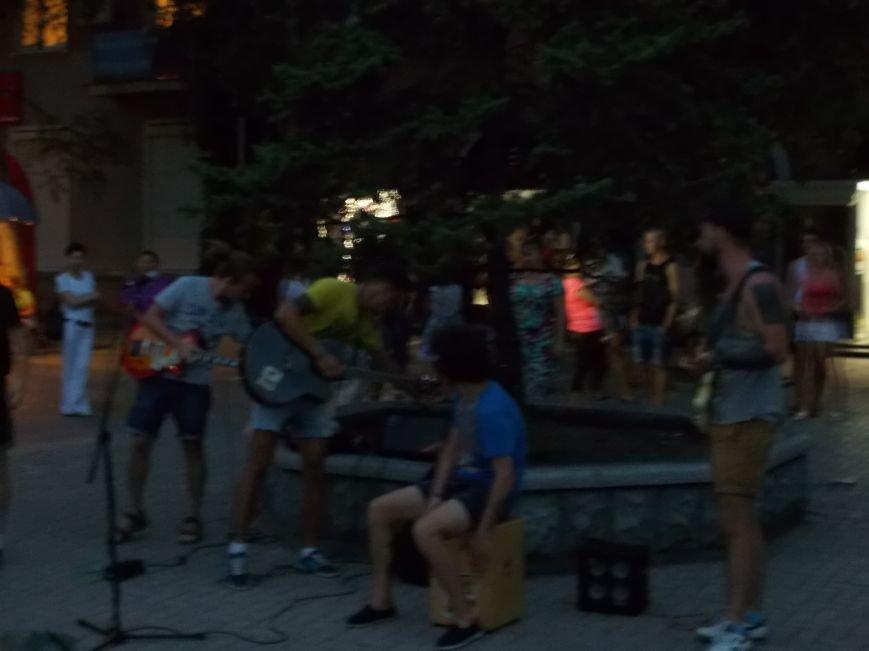 Бердянск посетила киевская группа «Ray Band» (фото) - фото 1