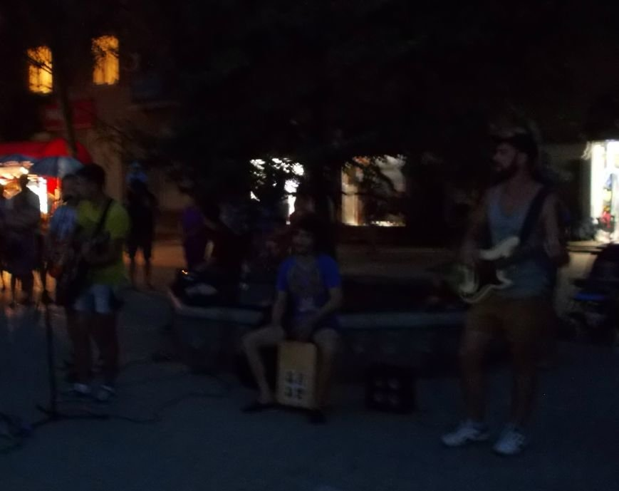 Бердянск посетила киевская группа «Ray Band» (фото) - фото 2