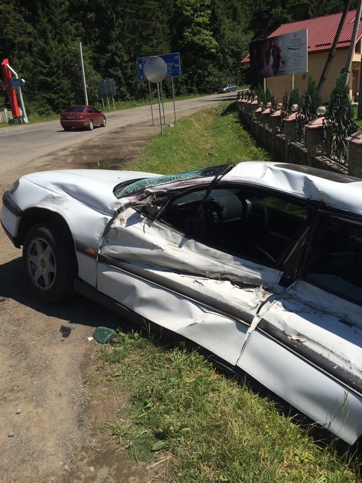 У ДТП на Прикарпатті постраждали двоє столичних туристів (ФОТО) (фото) - фото 5