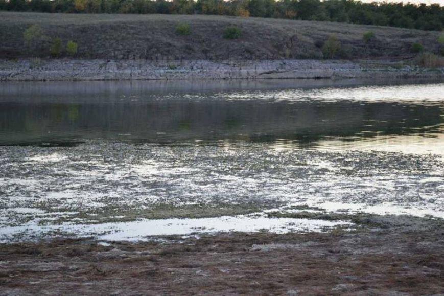Мариупольцы практически «выпили» Старокрымское водохранилище (ФОТОФАКТ), фото-2