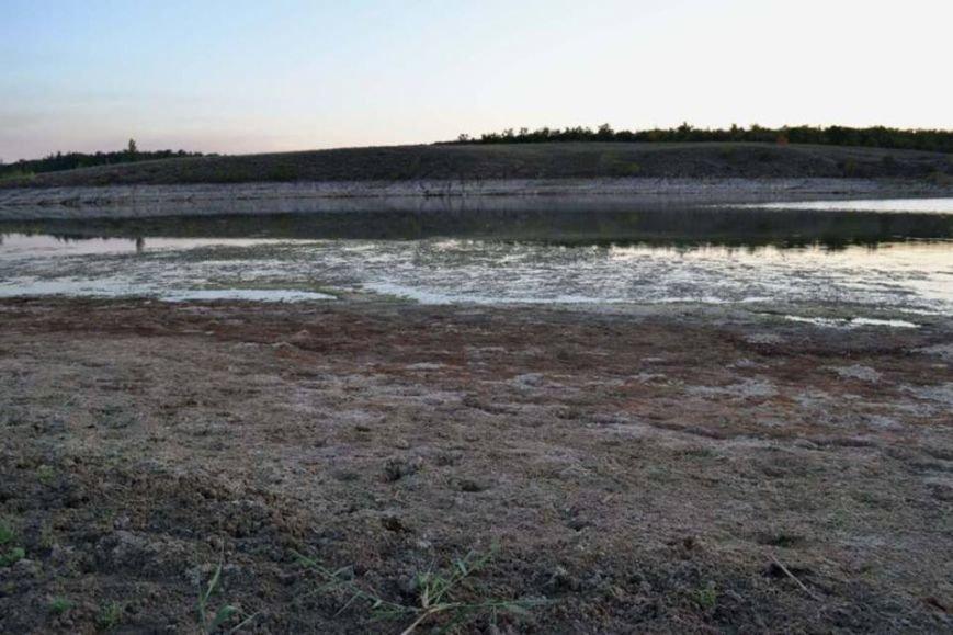 Мариупольцы практически «выпили» Старокрымское водохранилище (ФОТОФАКТ), фото-5