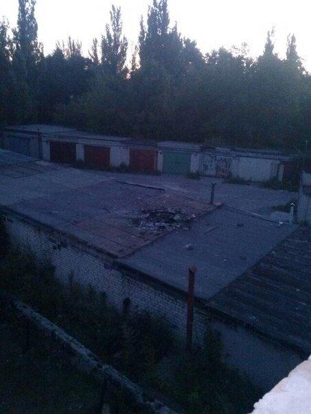 Авдеевцы провели ночь в подвалах (ФОТО), фото-3