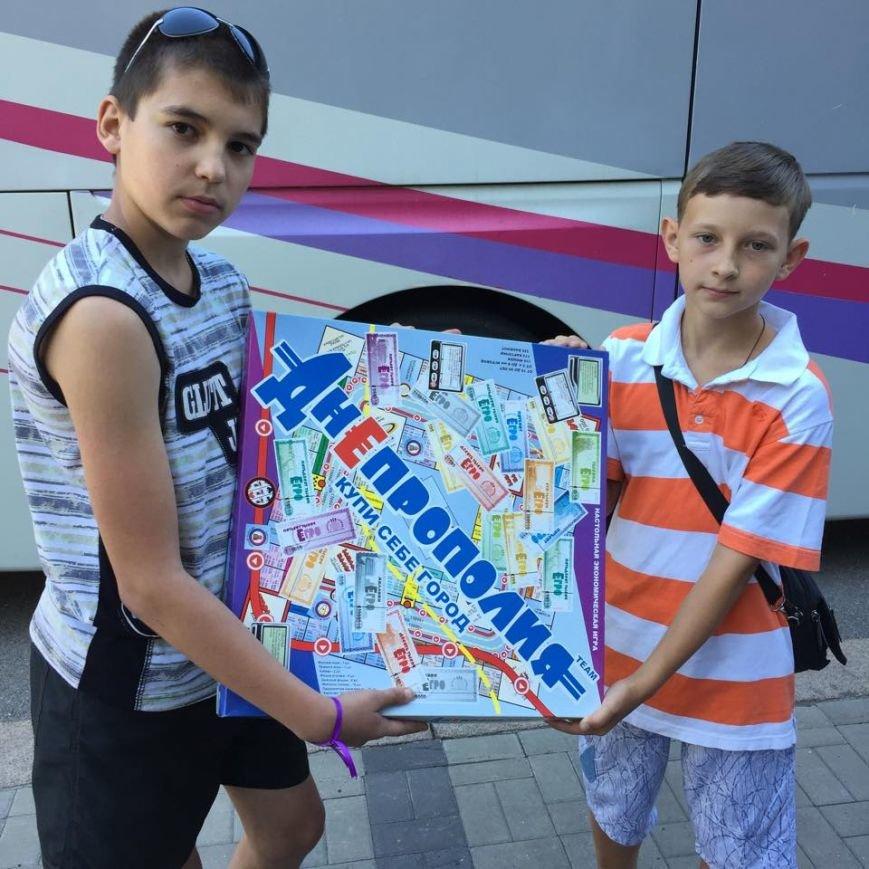 Футболист Ивица Пирич отправил еще 150 детей из Днепропетровска отдохнуть в Хорватии (ФОТО) (фото) - фото 1