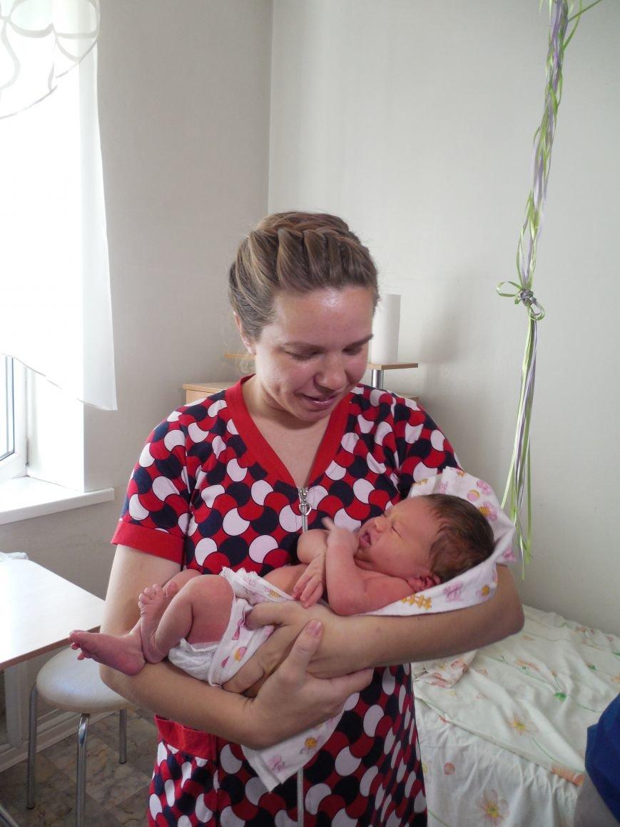 Рождение первых трех малышей уже на первом году работы Центра репродуктивных технологий  «Medical Plaza» в Днепропетровске (фото) - фото 1