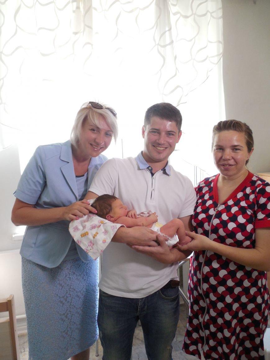 Рождение первых трех малышей уже на первом году работы Центра репродуктивных технологий  «Medical Plaza» в Днепропетровске (фото) - фото 2