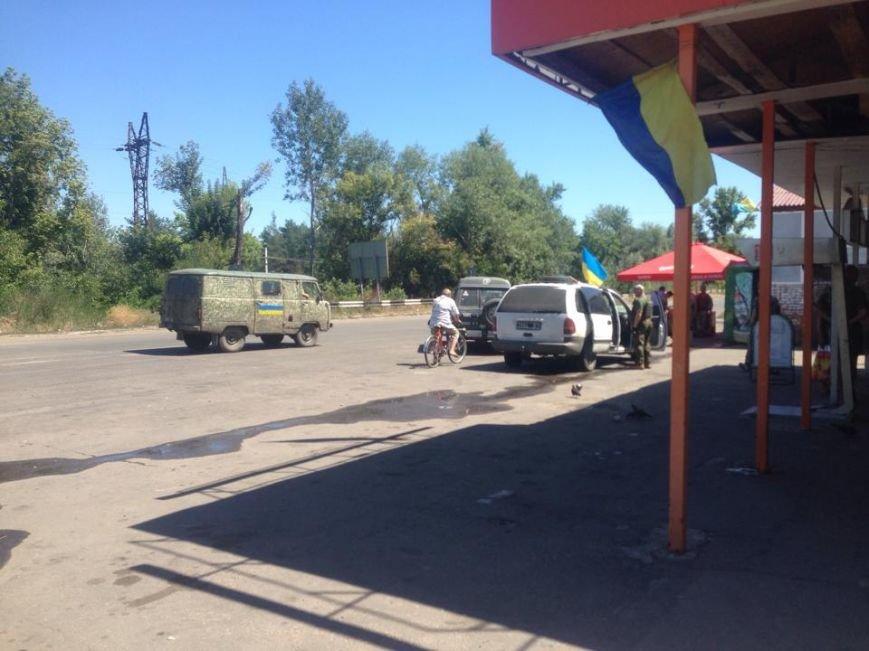 В Луганской области десантники устроили взаимные «поздравления», фото-3