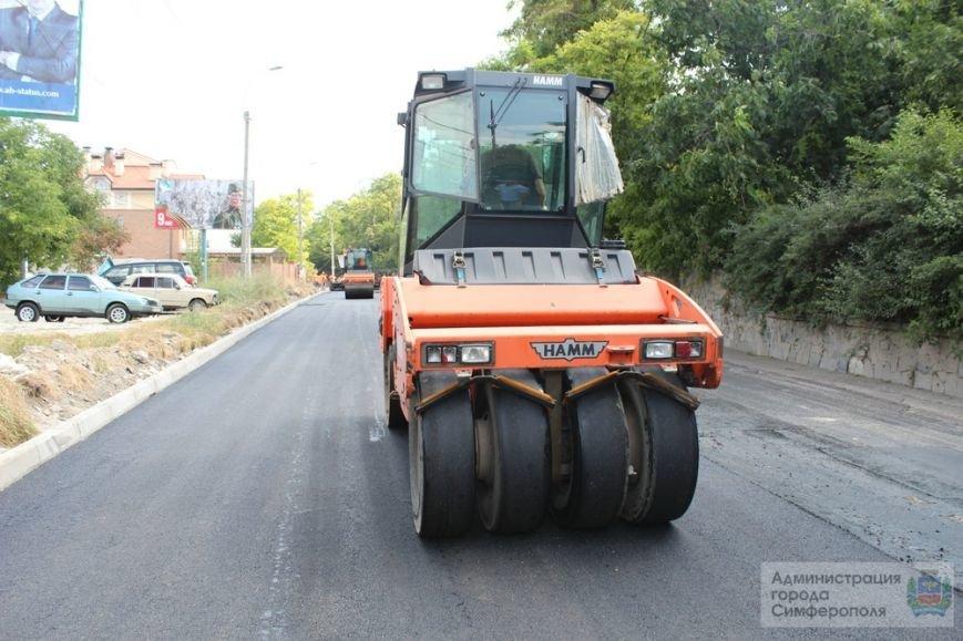 Заасфальтированная улица Беспалова еще 10 лет не потребует ремонта. Подрядчик гарантирует (ФОТО) (фото) - фото 2