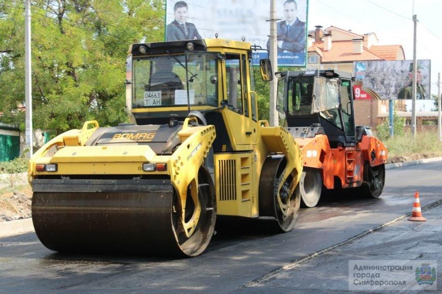 Заасфальтированная улица Беспалова еще 10 лет не потребует ремонта. Подрядчик гарантирует (ФОТО) (фото) - фото 5