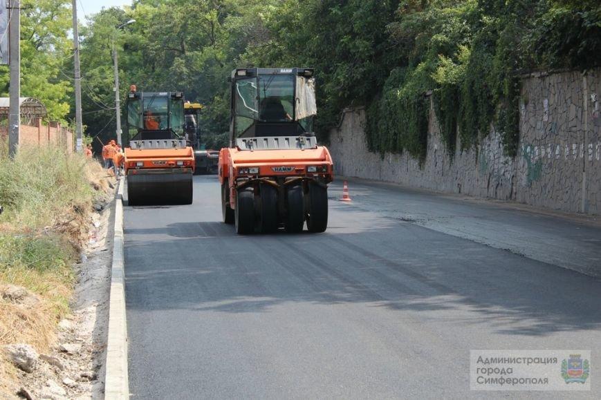 Заасфальтированная улица Беспалова еще 10 лет не потребует ремонта. Подрядчик гарантирует (ФОТО) (фото) - фото 4