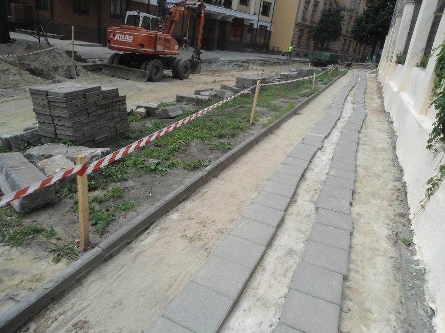 У Львові до кінця вересня планують завершити усі ремонтні роботи на вулиці Лисенка (фото) - фото 5