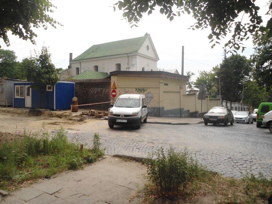 У Львові до кінця вересня планують завершити усі ремонтні роботи на вулиці Лисенка (фото) - фото 9