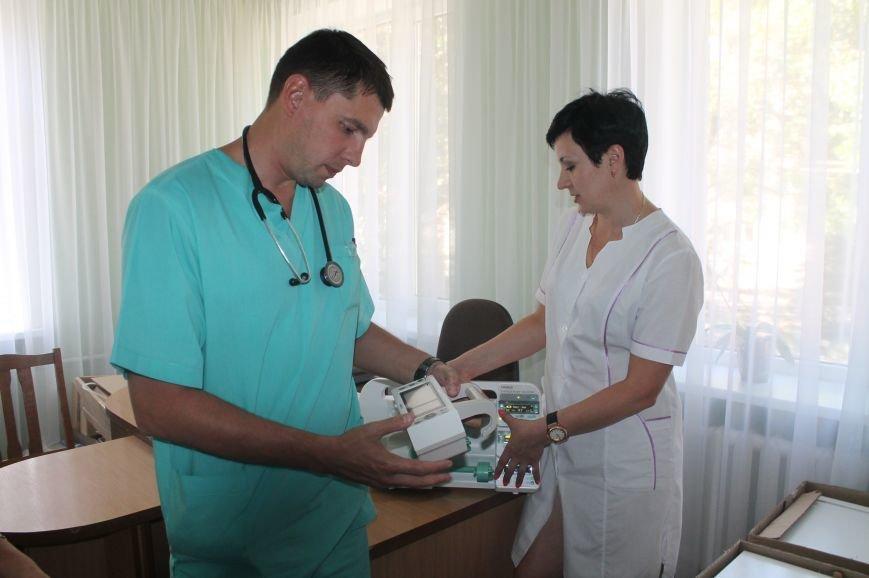 Для будущего отделения интенсивной терапии закупили оборудование на сумму 1 миллион гривен, фото-1
