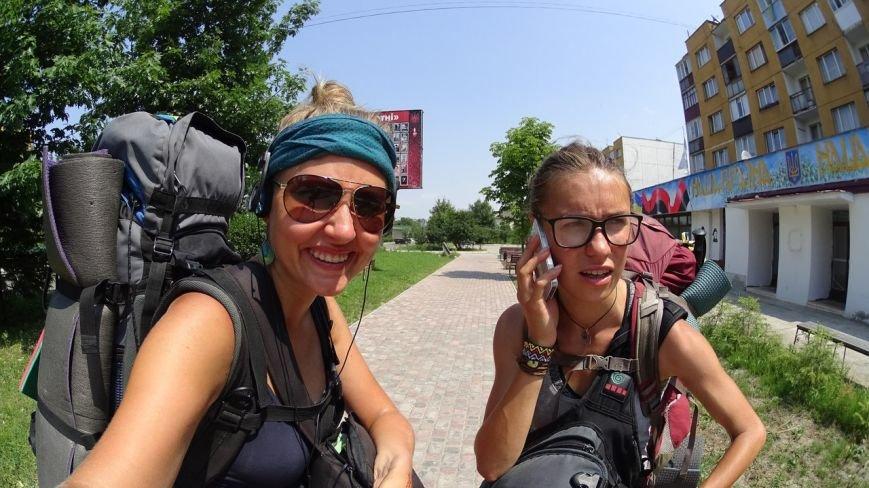 Запорожанка с подругой прошли пешком всю Украину за 93 дня (ФОТО) (фото) - фото 4