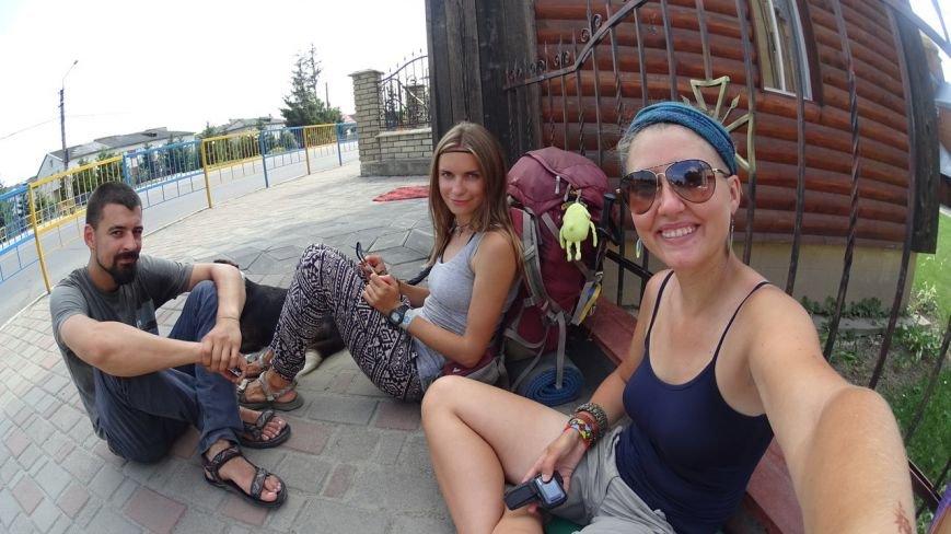Запорожанка с подругой прошли пешком всю Украину за 93 дня (ФОТО) (фото) - фото 2