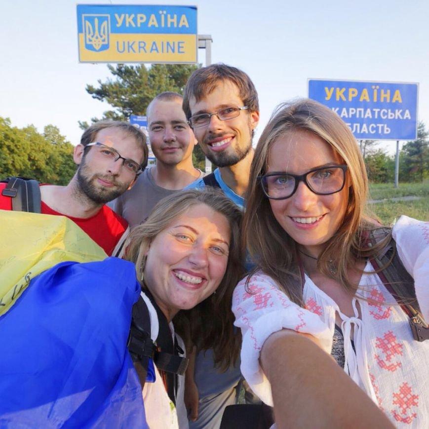 Запорожанка с подругой прошли пешком всю Украину за 93 дня (ФОТО) (фото) - фото 5