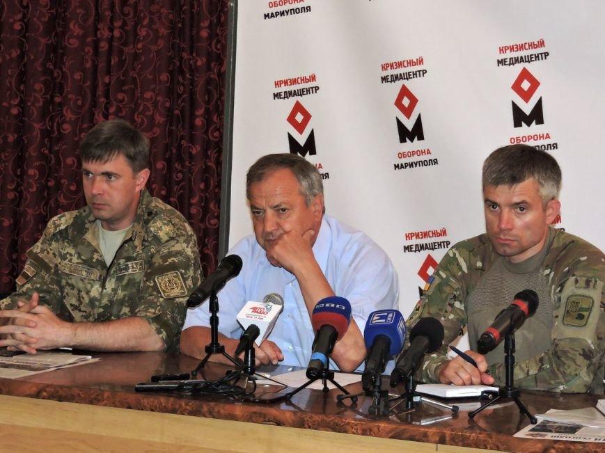 Общественники Мариуполя выступили против Андрея Федая (ФОТО) (фото) - фото 1