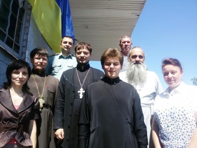 В день памяти Серафима Саровского в Криворожском учреждении исполнения наказаний состоялся храмовый праздник (ФОТО) (фото) - фото 1
