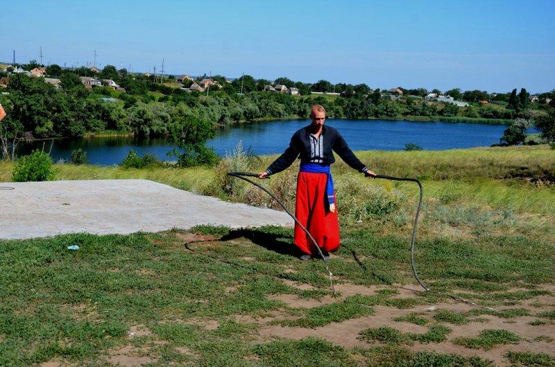 На Днепропетровщине почтили память Ивана Сирко (фото) - фото 9