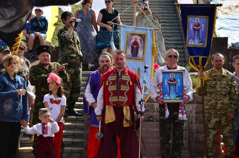 На Днепропетровщине почтили память Ивана Сирко (фото) - фото 3