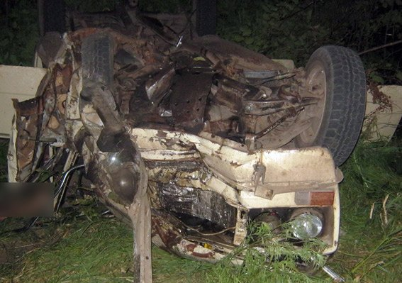 ДТП на Полтавщине: один погибший и четверо пострадавших (ФОТО) (фото) - фото 1