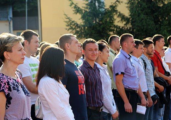У Львові стартувала третя черга слухачів нової патрульної поліції (фото) - фото 1