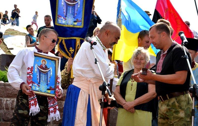 На Днепропетровщине почтили память Ивана Сирко  (ФОТО) (фото) - фото 2