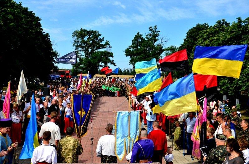 На Днепропетровщине почтили память Ивана Сирко  (ФОТО) (фото) - фото 1