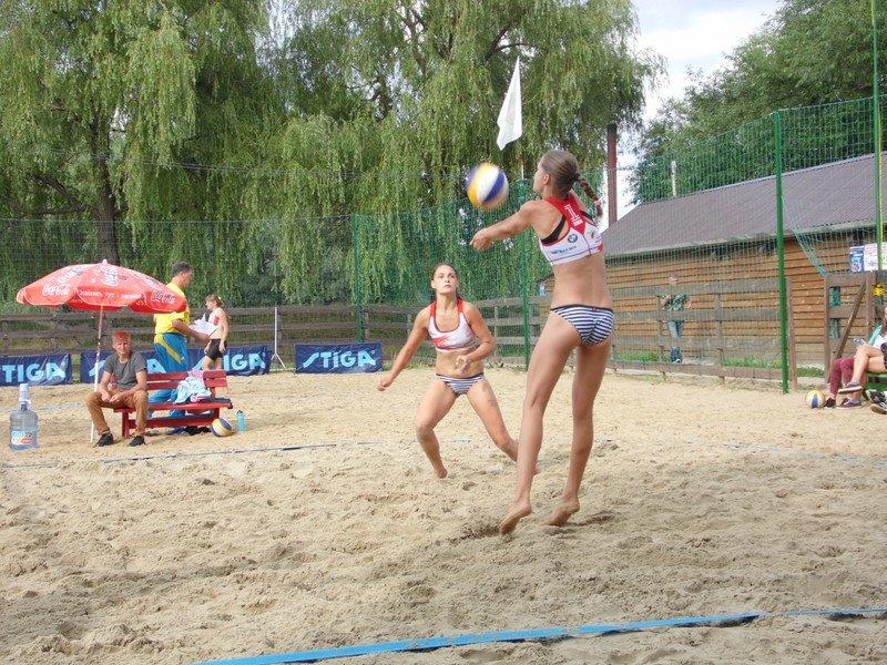 Днепропетровские волейболистки - чемпионки Украины (фото) - фото 1