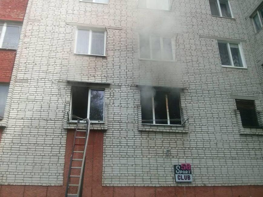 У Сокалі через пожежу в квартирі знищено речі домашнього вжитку (фото) - фото 2