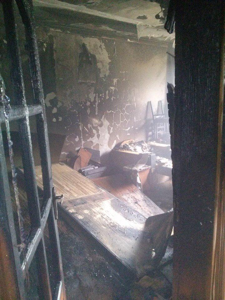 У Сокалі через пожежу в квартирі знищено речі домашнього вжитку (фото) - фото 4