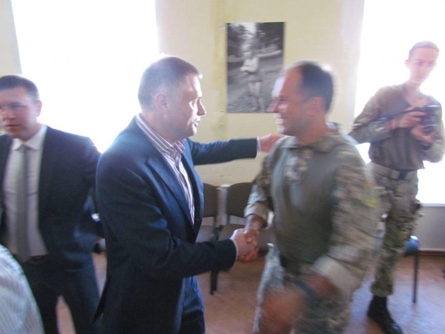 ОО «Оборона Мариуполя» обвинила представителей Минобороны в сепаратизме (ФОТО+ВИДЕО), фото-2