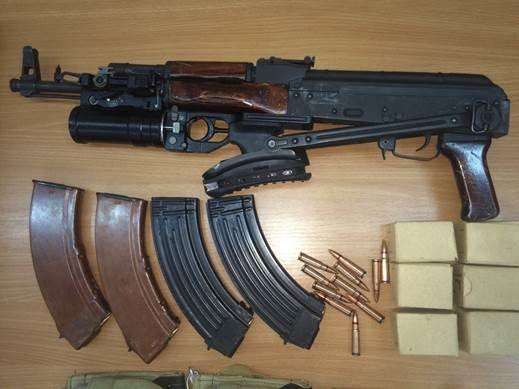 СБУ обнаружила арсенал оружия на даче главаря «Харьковских партизан» (ФОТО) (фото) - фото 1