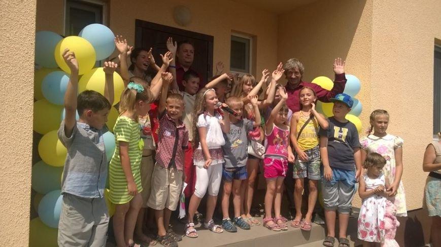На немецкие деньги в Днепропетровской области построили детские дома, фото-3