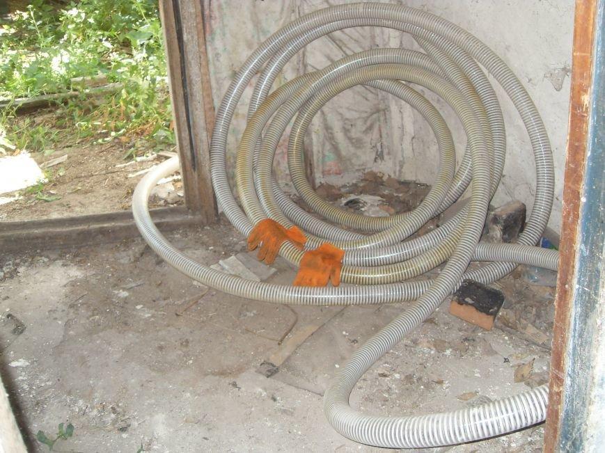 Нелегальный трубопровод, обнаруженный на Луганщине, шел в Воронежскую область (ФОТО) (фото) - фото 2