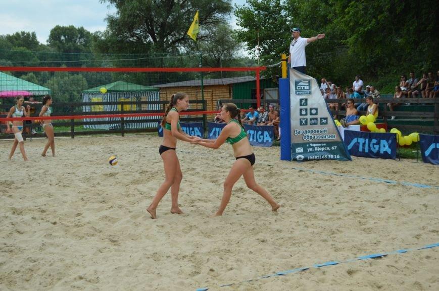 В шаге от чемпионата Европы остановились черниговские волейболистки, фото-10