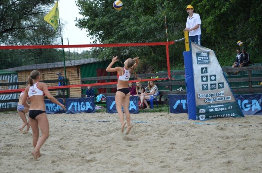 В шаге от чемпионата Европы остановились черниговские волейболистки, фото-7
