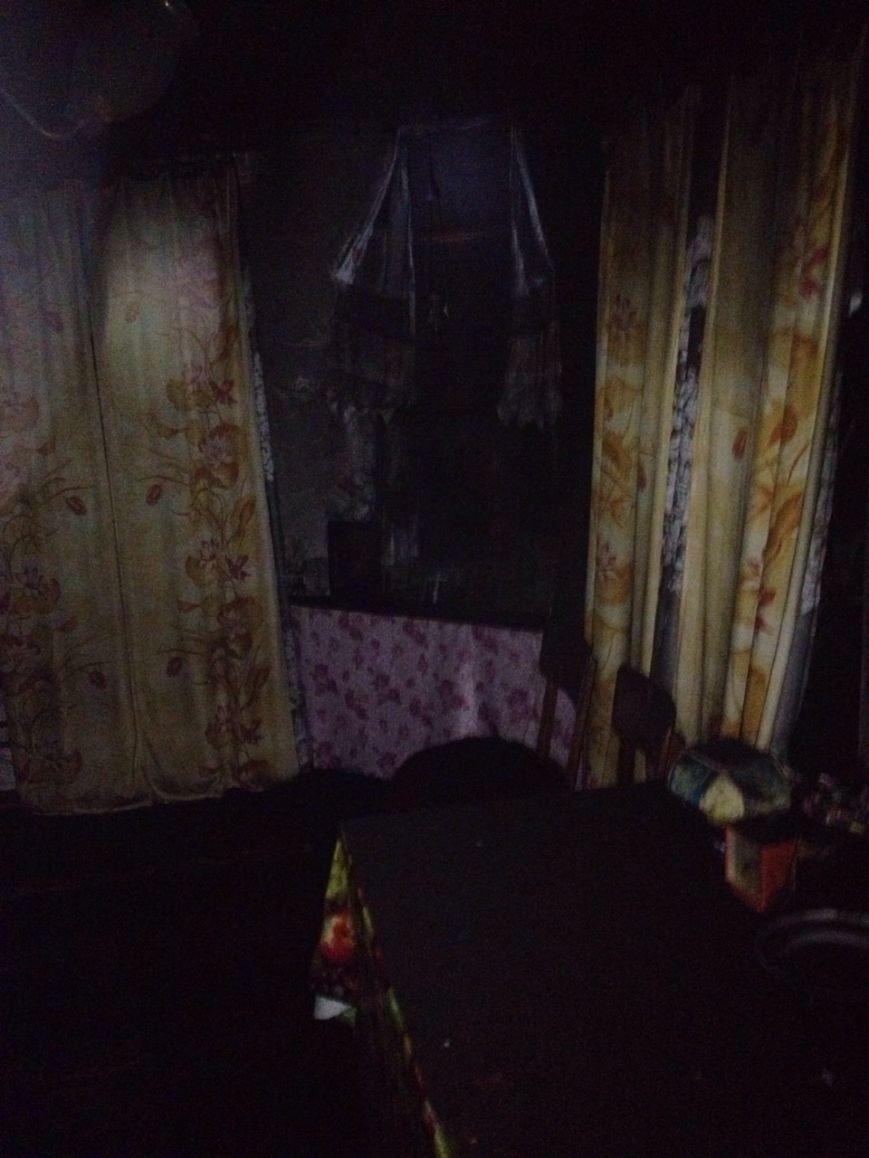 В Кременчуге во время пожара погиб пенсионер (ФОТО), фото-1