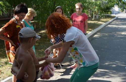 Детей погибших в АТО военных отправили на отдых в Рыбаковку (ФОТО), фото-3
