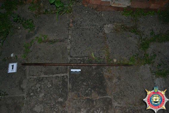 Мариуполец металлическим ломом забил жителя Ясиноватского района (ФОТО) (фото) - фото 1