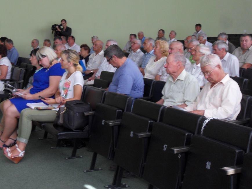 У Полтаві збиралися ветерани (фото) - фото 1
