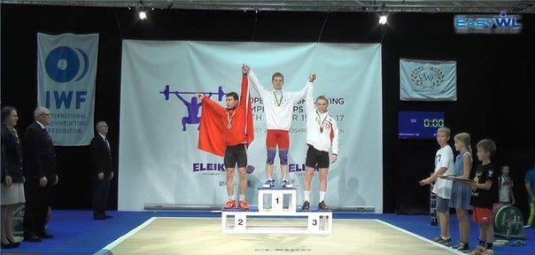 Павлоградец стал чемпионом континента по тяжелой атлетике (фото) - фото 2