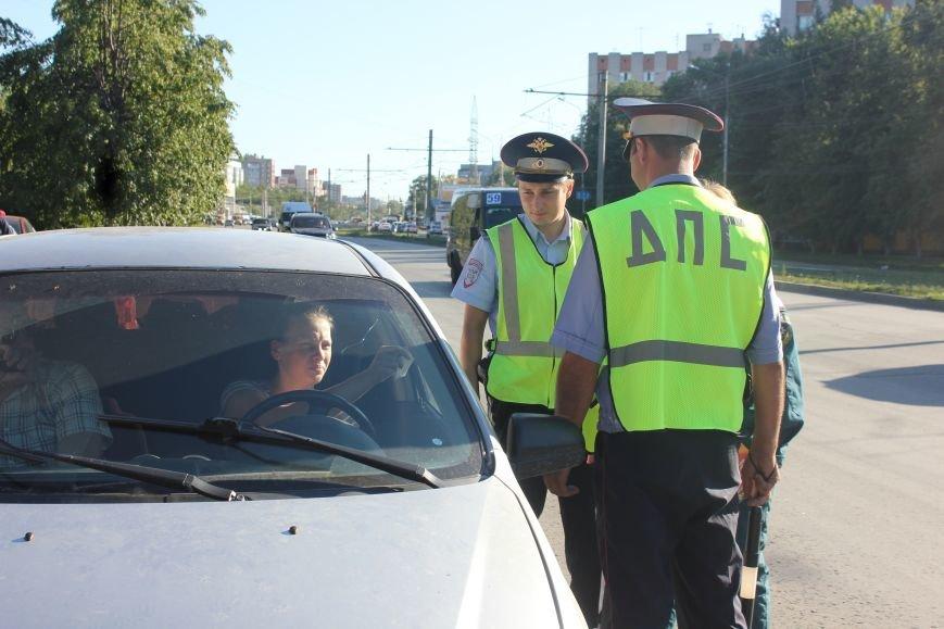 Вчера на ульяновские дороги вышли медики и МЧСники (фото) - фото 2