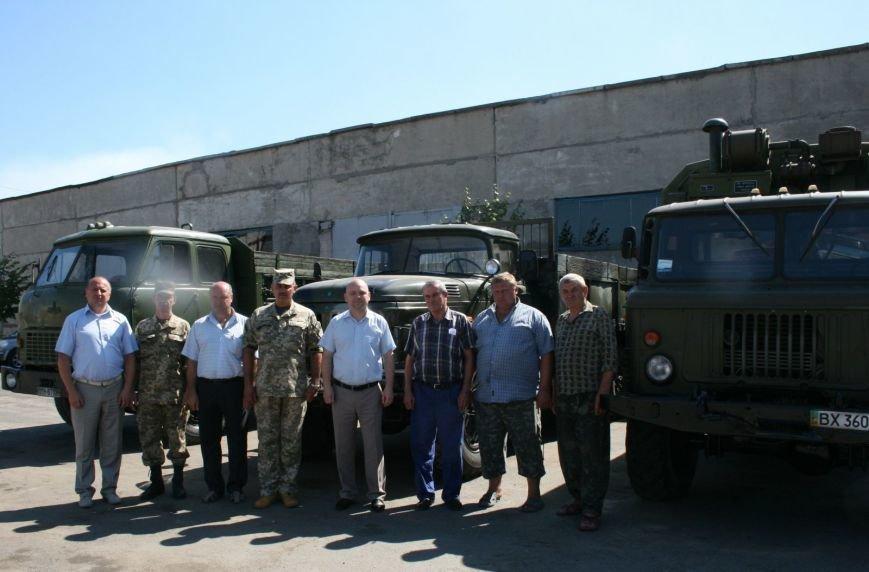 У підрозділи ЗСУ відправили ще 3 відремонтовані автомобілі (ФОТО) (фото) - фото 3