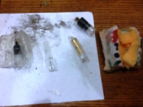 На Днепропетровщине осужденным пытались передать наркотики (фото) - фото 3